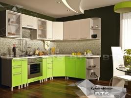 Модульная кухня Мята